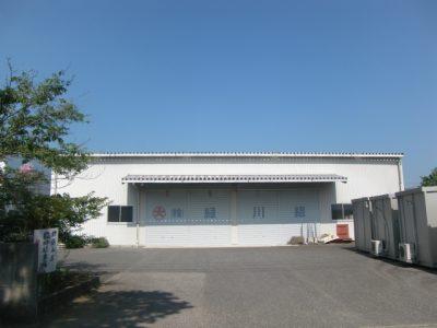 宿舎前倉庫2
